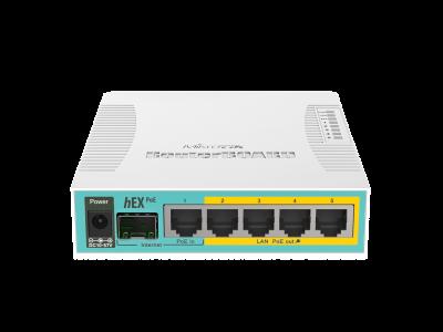 Mikro Tik Router hEX PoE