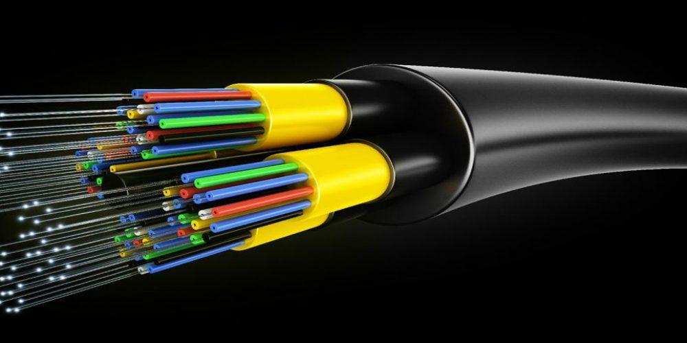 Lidhja e modemit me fibra optike