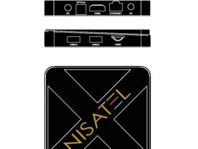 Nisatel Android Box Em95s